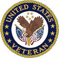 US veteran logo as we provide franchise discounts to veterans